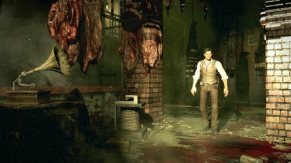 Превью The Evil Within
