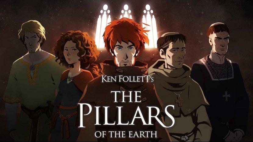 Полное прохождение The Pillars of the Earth (Все важные решения и расположение всех предметов)