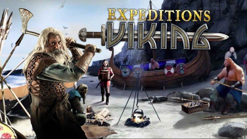 Обзор (Рецензия) игры Expeditions: Viking – «Суровая жизнь викинга»