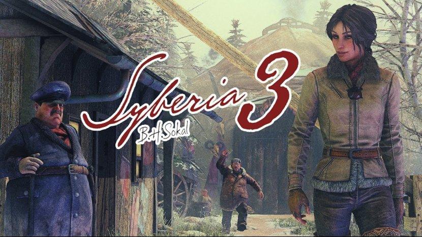 Полное прохождение Syberia 3 / Сибирь 3 (Решение всех загадок / головоломок)