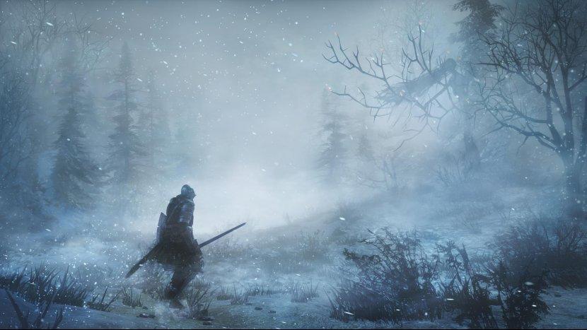Полное и подробное прохождение Dark Souls 3 – Ashes of Ariandel (DLC)