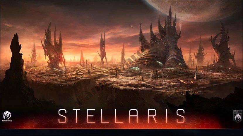 Удивительный космос – Обзор стратегии Stellaris