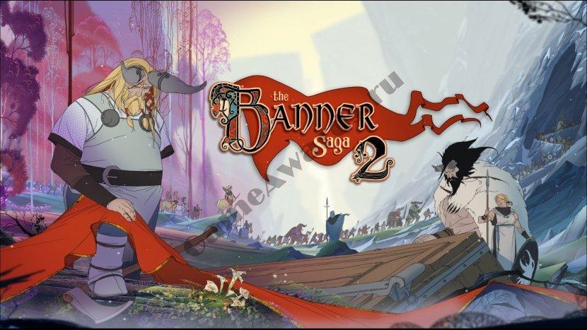 Наперегонки со смертью – Обзор тактической RPG The Banner Saga 2
