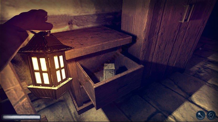 Тёмные стены замка – Обзор хоррора UnderDread