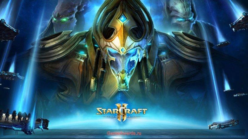 Прохождение игры StarCraft II: Legacy of the Void