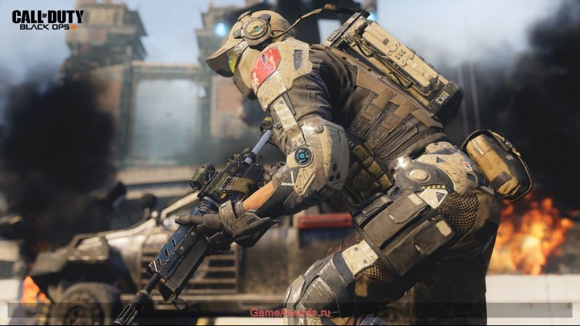 Прохождение игры Call of Duty: Black Ops III