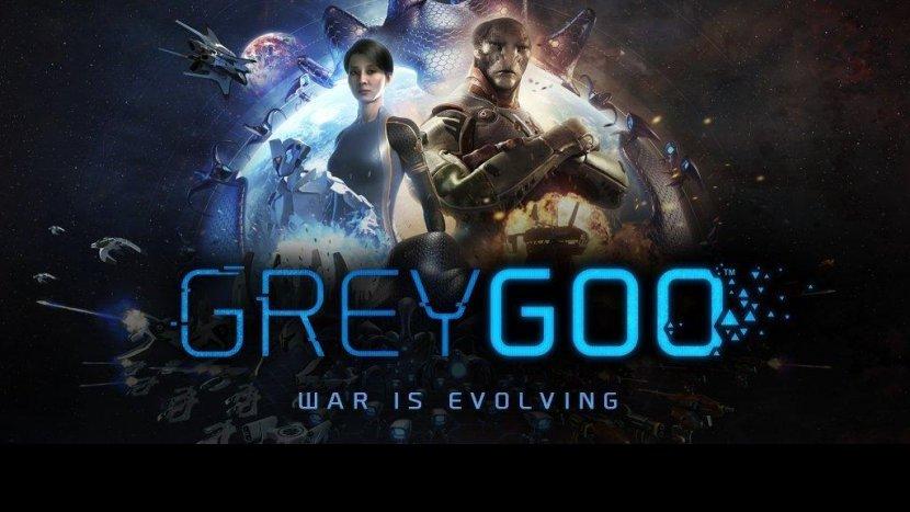 Обзор (Рецензия) Grey Goo