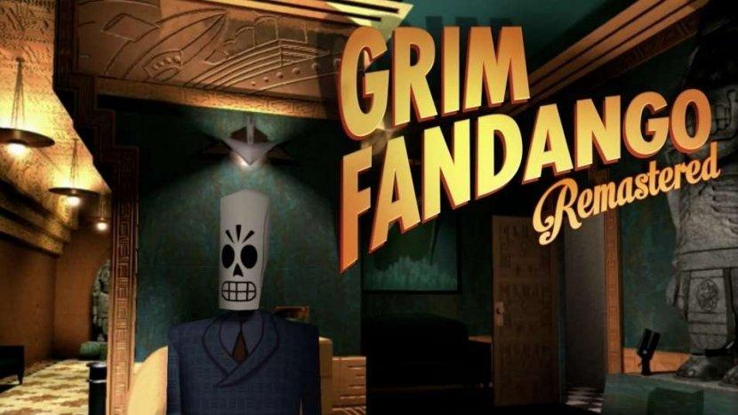Прохождение игры Grim Fandango Remastered