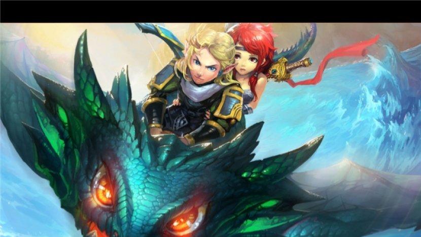 Запущена уникальная онлайн-игра Верность Драконов