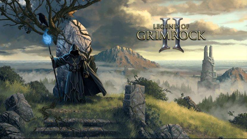 Прохождение игры Legend of Grimrock 2