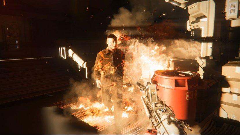 Прохождение игры Alien: Isolation