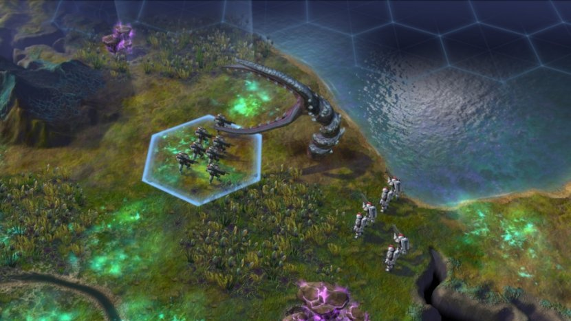 Превью Sid Meier's Civilization: Beyond Earth