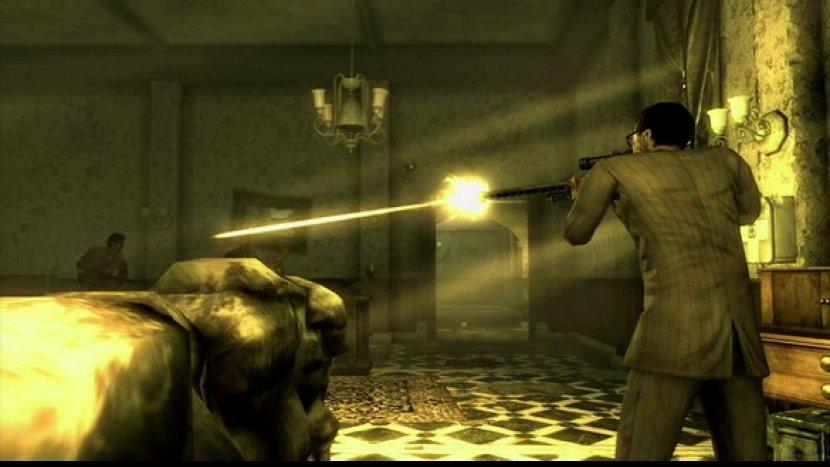 Прохождение Fallout 3: Point Lookout
