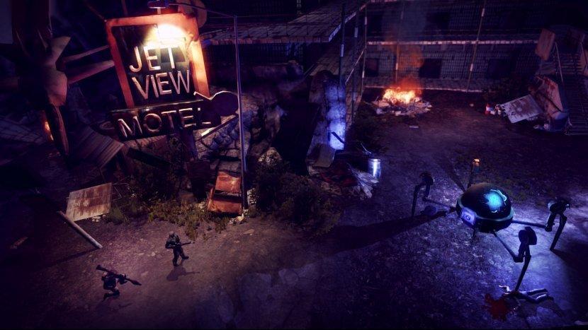 Прохождение игры Wasteland 2
