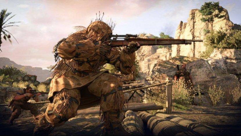 Sniper Elite III обзор