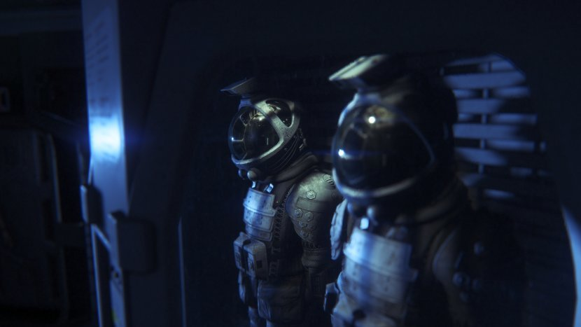 Alien: Isolation превью пресс-версии