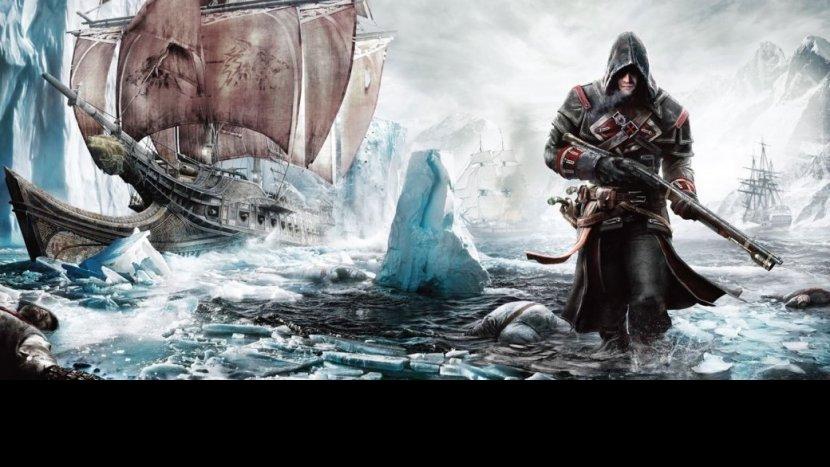 Assassin's Creed Rogue превью