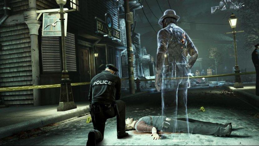 Полное прохождение игры Murdered: Soul Suspect. Часть 4. Финал