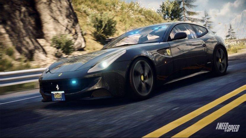 Новенький Need for Speed: Rivals