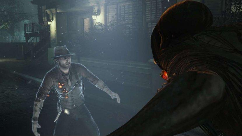 Полное прохождение игры Murdered: Soul Suspect. Часть 1