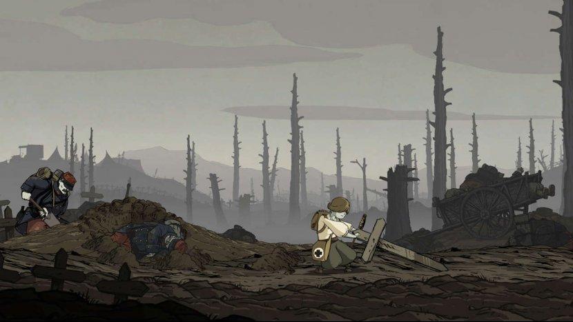 Valiant Hearts: The Great War. Обзор игры