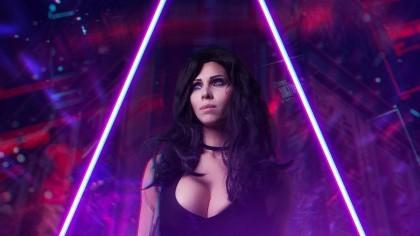 Косплей Трисс, Цири, Кейра, Йеннифэр, Филиппа и Фрингилья — Cyberpunk & The Witcher