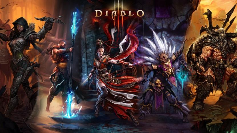 Blizzard анонсировала несколько проектов по Diablo в следующем году
