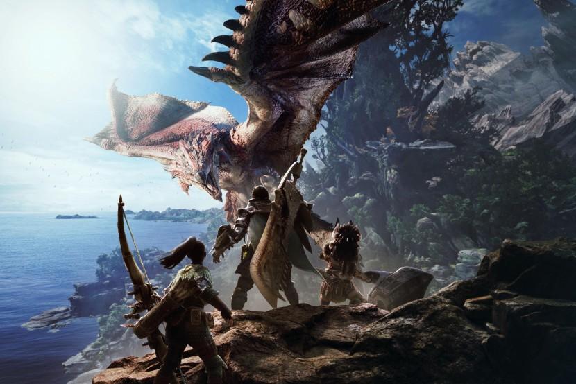 Компьютерную версию Monster Hunter: World взломали через несколько месяцев