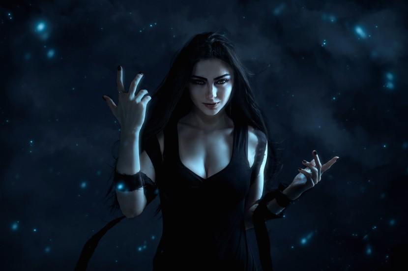 Косплей Шелоб — Middle-earth: Shadow of War