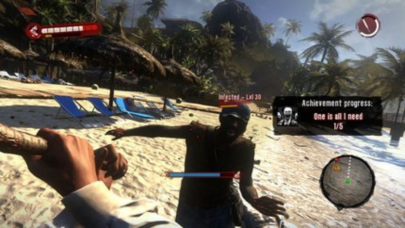 Оружие и предметы в Dead Island