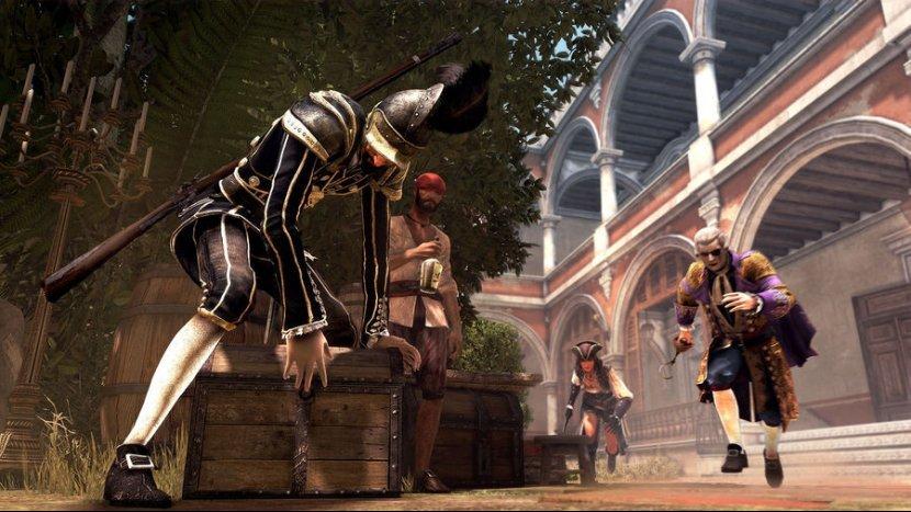 Карты сокровищ и закрытые сундуки в Assassin's Creed 4: Black Flag