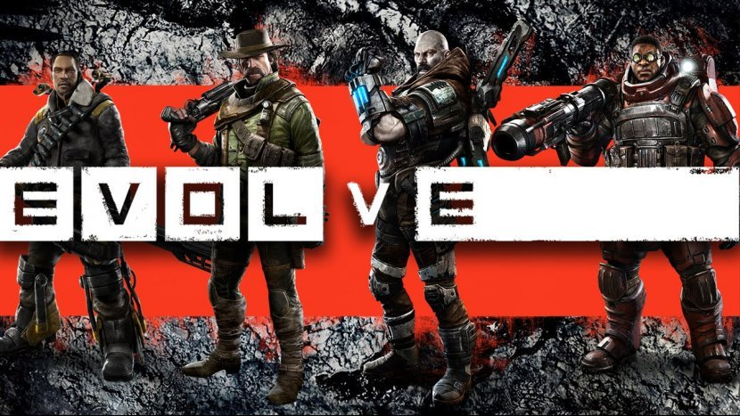 Evolve - Гайд по классу Штурмовик (Assault)