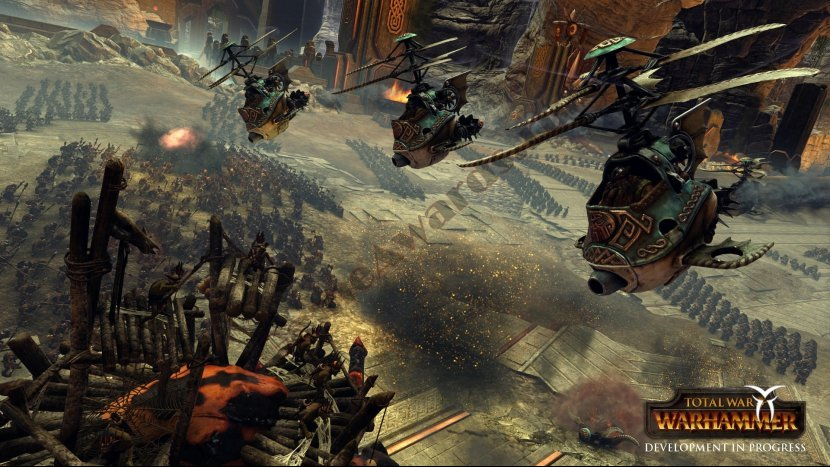 Total War: Warhammer – Технические проблемы и их решение