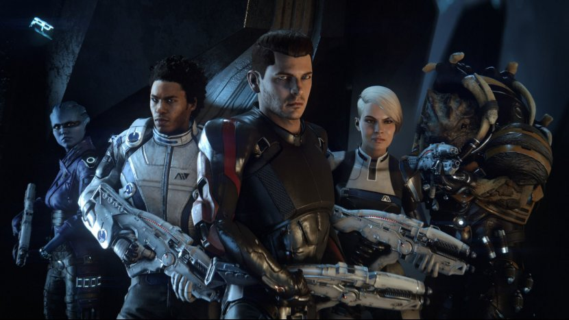 Гайд: Все романтические линии – Mass Effect: Andromeda