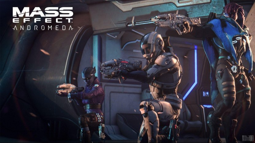 Гайд: Всё о напарниках – Mass Effect: Andromeda