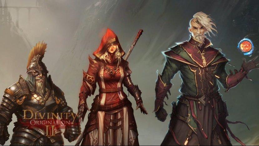 Гайд: Всё уникальное оружие и броня в Divinity: Original Sin 2