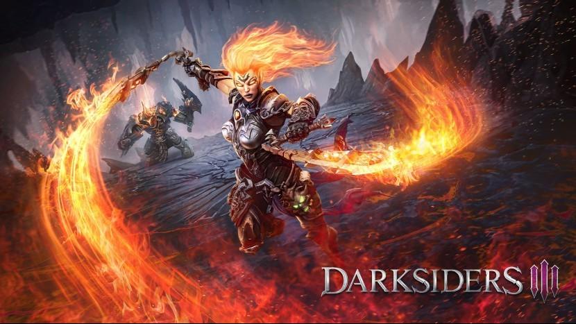 Гайд: Где найти все Сущности Избранного в Darksiders 3