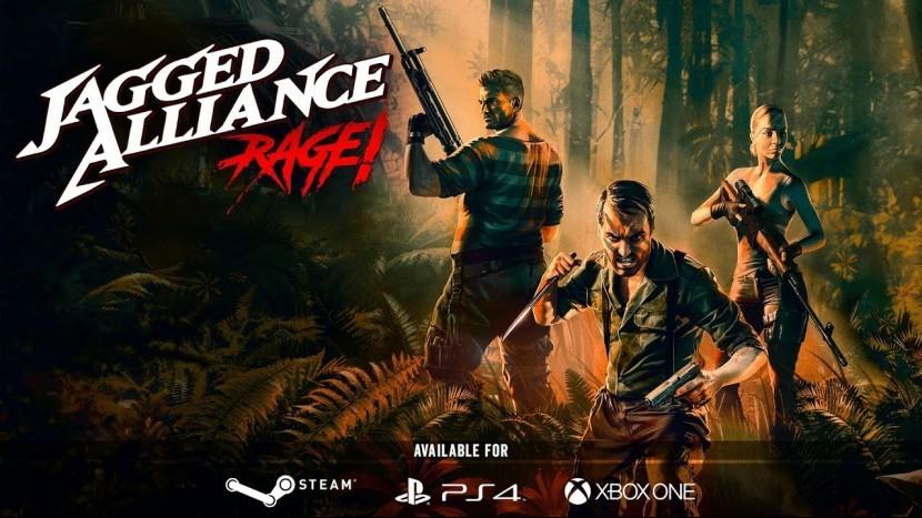 Гайд: Самые лучшие вещи в Jagged Alliance Rage!
