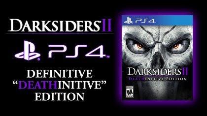 Darksiders III – быть, но только после переиздания Darksiders II