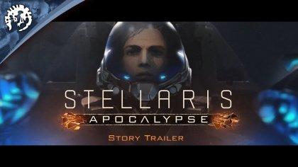 Дата релиза Stellaris: Apocalypse и сюжетный трейлер