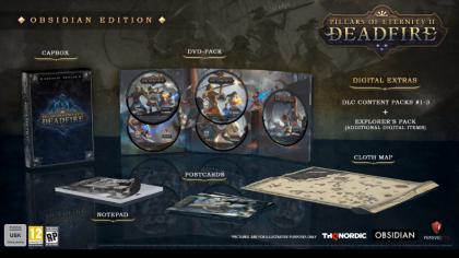 Дата выхода Pillars of Eternity 2: Deadfire назначена на 3 апреля 2018 года