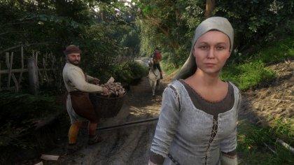 В первом крупном DLC для Kingdom Come: Deliverance можно будет поиграть за девушку
