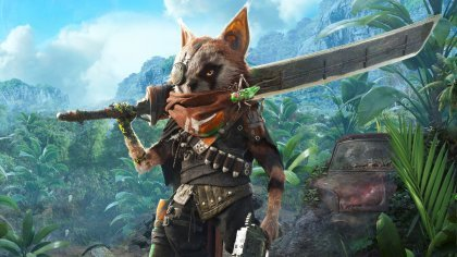 Игровой процесс Biomutant на PS4 Pro с мероприятия «PlayStation Arena 2018»