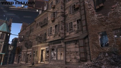 Для Fallout 4 вышел шикарный масштабный текстурный мод «Vivid Fallout»