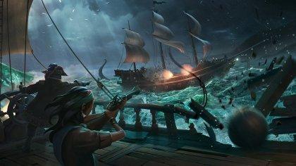 В Sea of Thieves на Xbox One появились читеры
