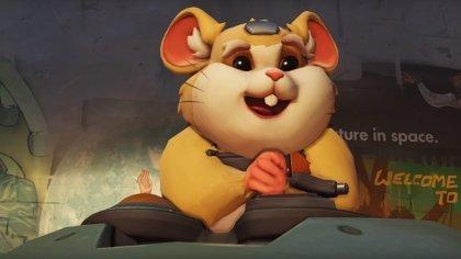 Новым героем Overwatch стал хомяк по кличке «Таран»