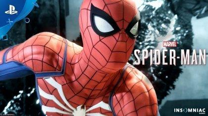 Компания Sony выпустила релизный трейлер нового Spider-Man
