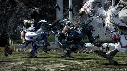 Final Fantasy 14 будет залита с Fat Black Chocobos, если Amazon добьется своего