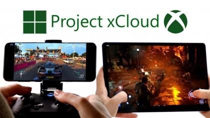 Служба потоковой передачи игр Microsoft - xCloud, появится в октябре
