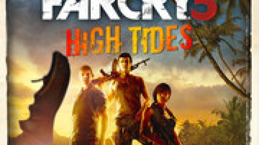 High Tides DLC для Far Cry 3